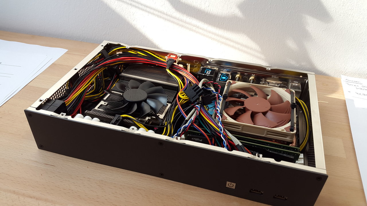just another 4.2L Gaming Case | [H]ard|Forum on