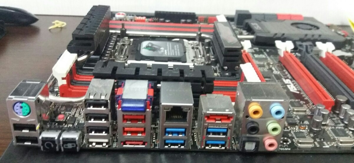 DRIVERS ASUS RAMPAGE IV EXTREME ME