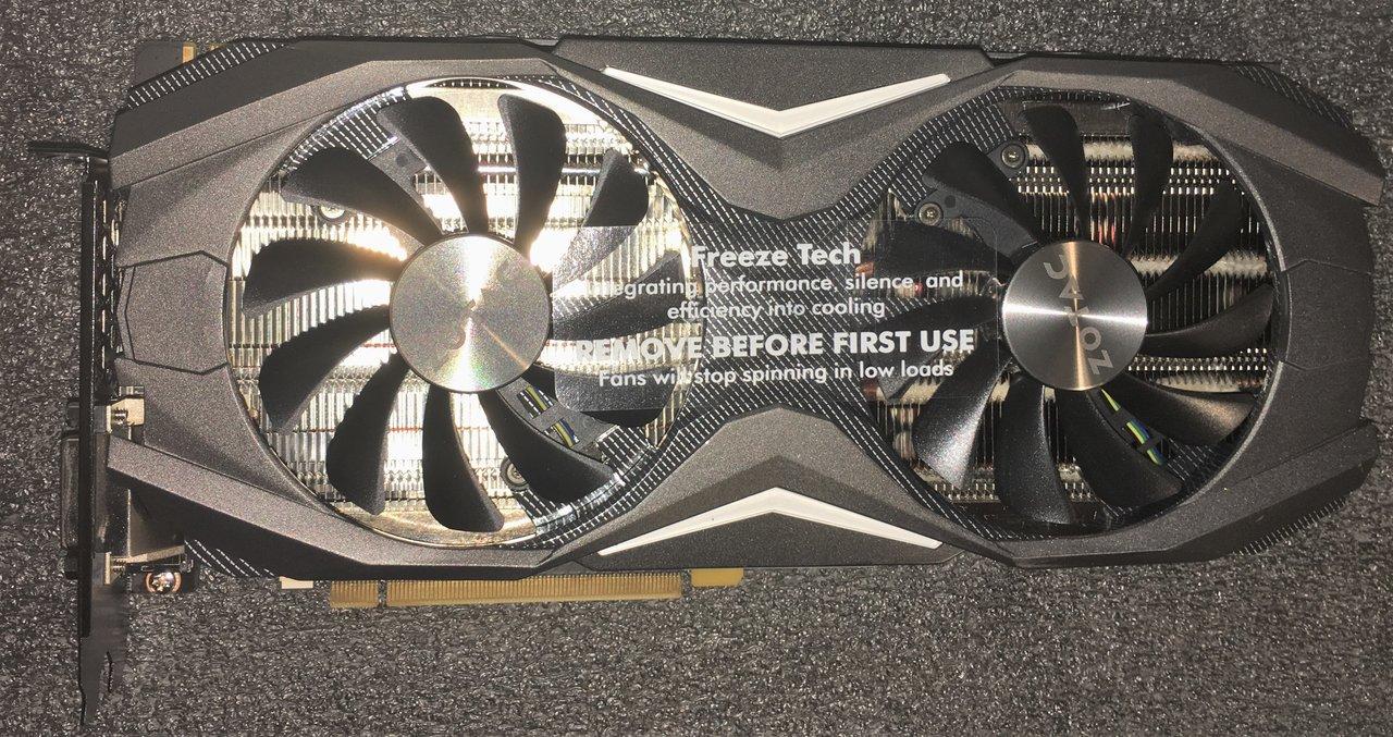 ZOTAC GeForce GTX 1070 AMP   [H]ard Forum
