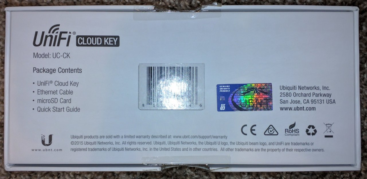 FS: Ubiquiti UniFi UAP-AC-Pro, Switch 8, USG, and Cloud Key | [H]ard