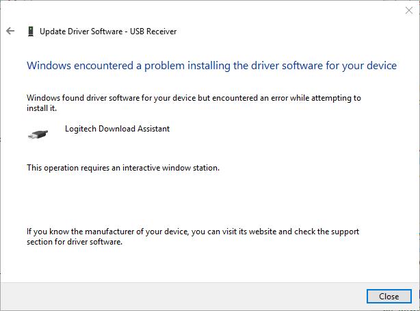 logitech download assistant windows 10