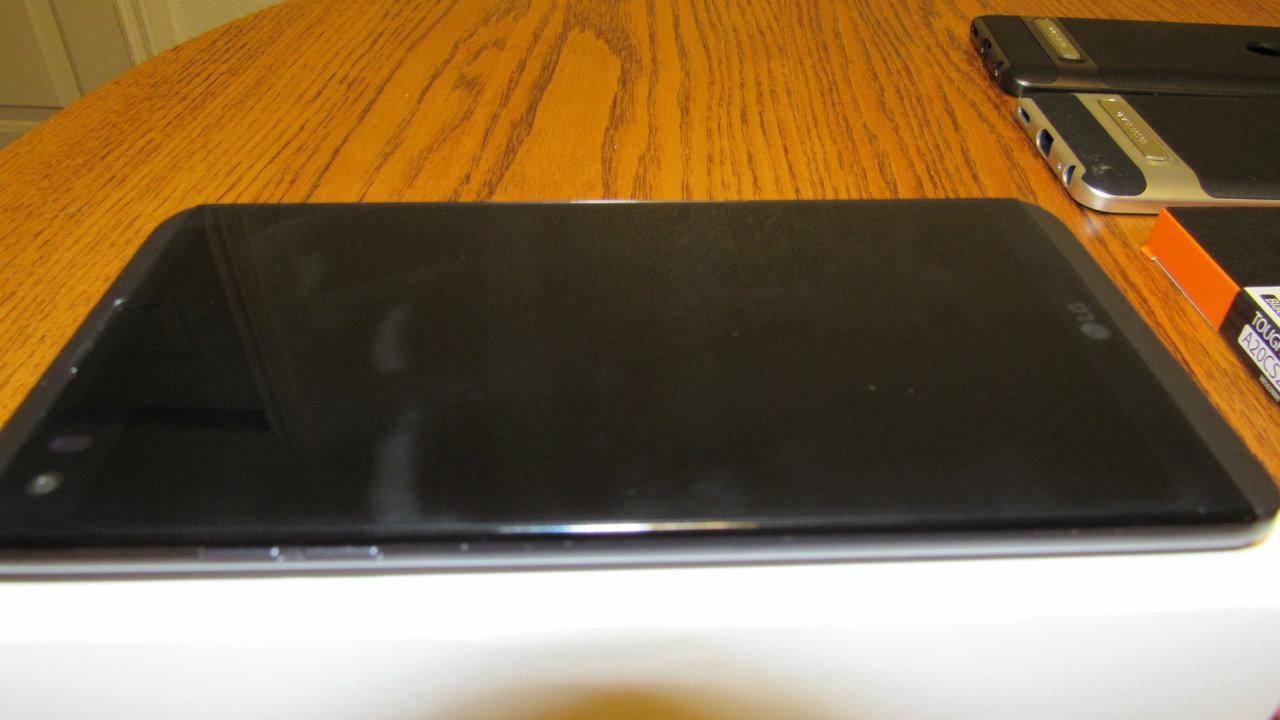 FS: Sprint LG V20 64GB Like New with Spigen Case, Original