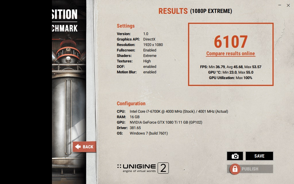 New Unigine Superposition VR Benchmark Available | [H]ard|Forum