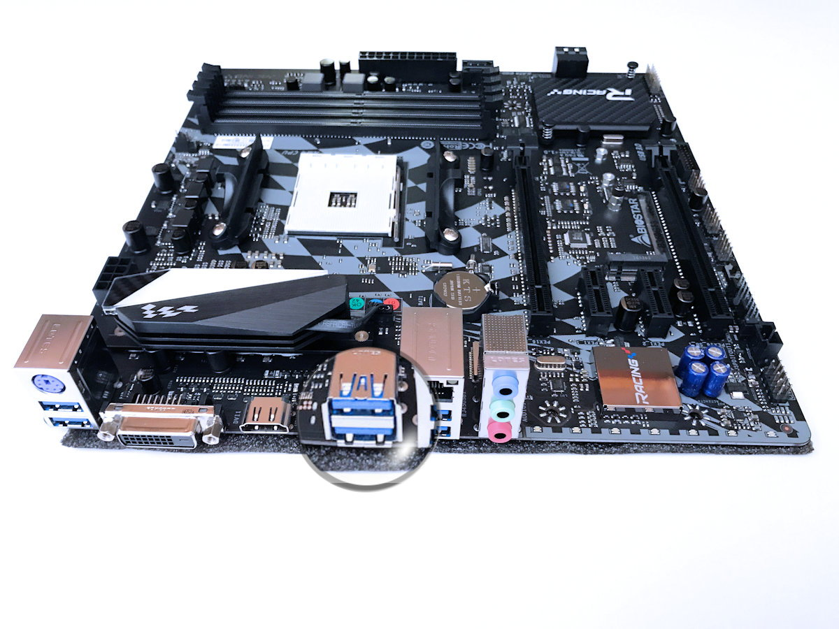 BioStar AM4 B350GT3 Motherboard Review (Forum member review) | [H