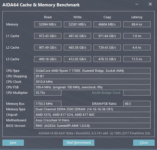 Post your Ryzen memory speeds! | Page 5 | [H]ard|Forum