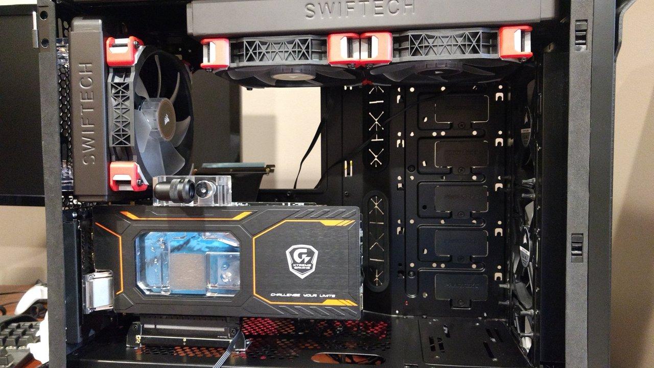 Cooler Master Vertical GPU bracket compatibility | [H]ard|Forum
