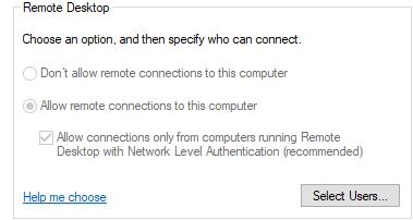 Windows 7 Remote Desktop Authentication Error | [H]ard|Forum