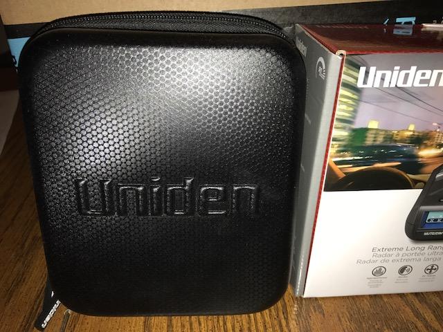 FS Uniden R1 Extreme Range Radar & Laser Detector   [H]ard Forum
