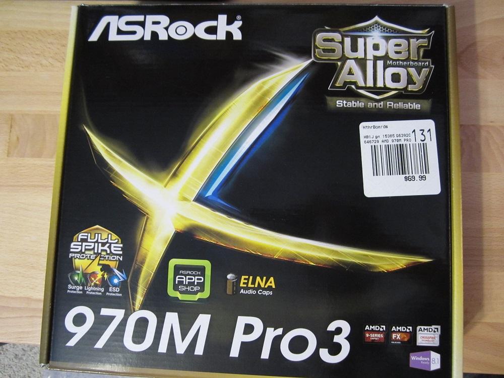 FS : AMD FX8320e + Asrock 970m $75 | [H]ard|Forum