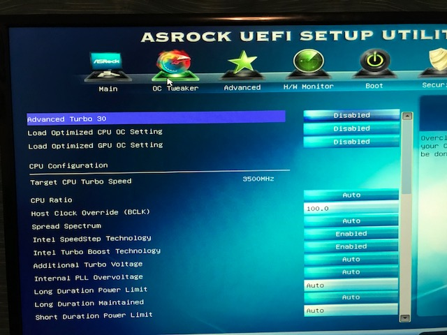 New to overclocking - i7 3770k on asrock z75 lga 1155 | [H]ard|Forum