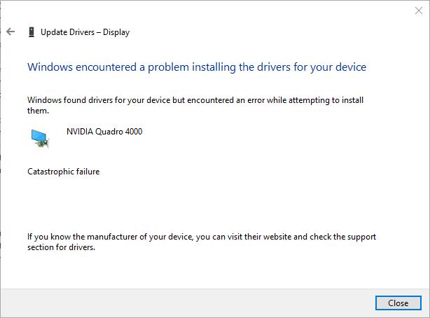 Windows 10 catastrophic failure    | [H]ard|Forum