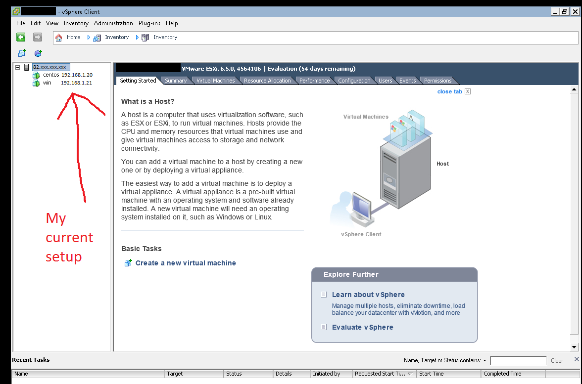 Can vmware esxi do this? multiple & different OS at the same