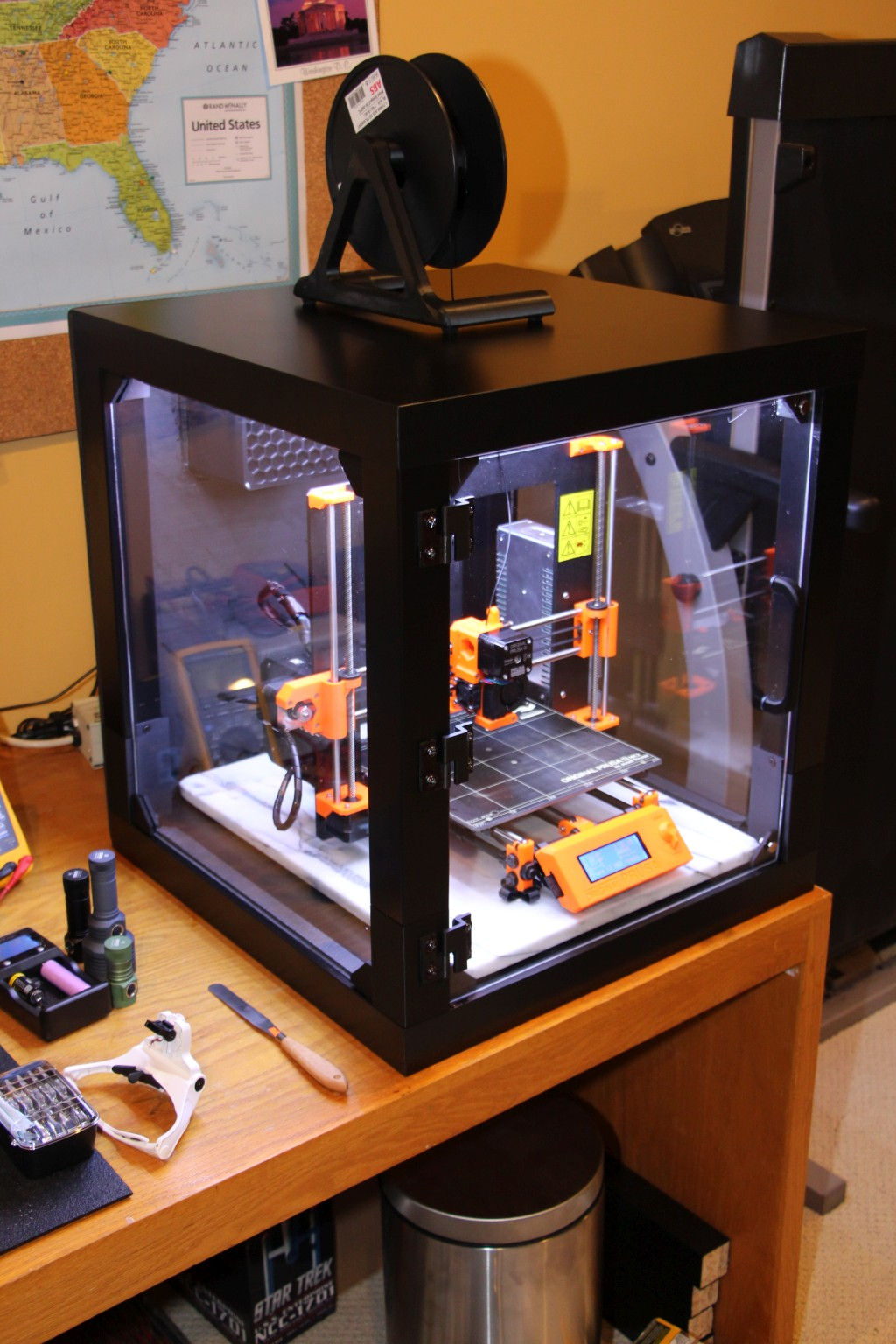 Printer Enclosure Project H Ard Forum