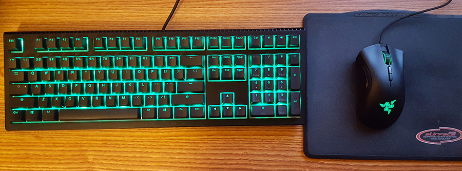 What Mouse and Keyboard Are You Using Right Now? | [H]ard|Forum