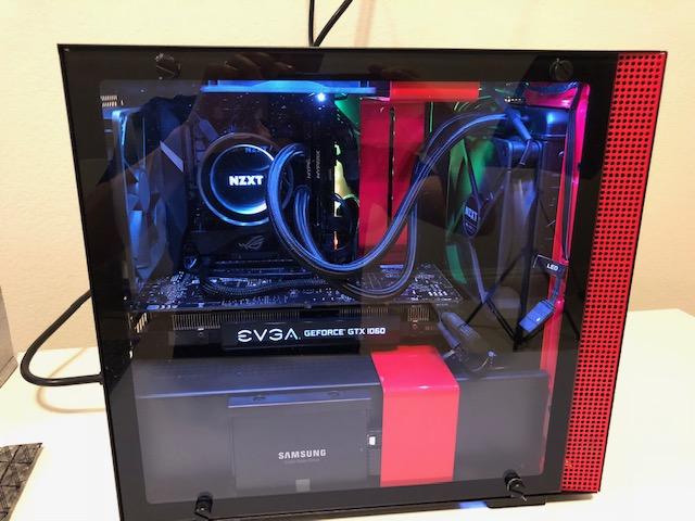 For Sale EVGA SC2 1080TI, Mini ITX Gaming PC, MMX300s | [H