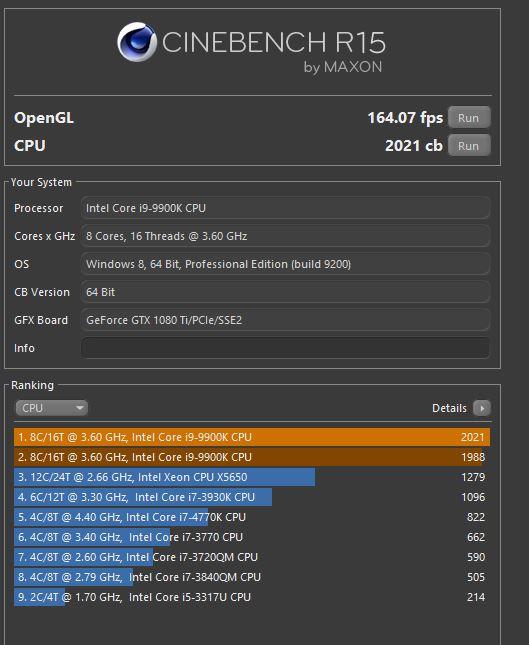9900k worth upgrading to ? | [H]ard|Forum