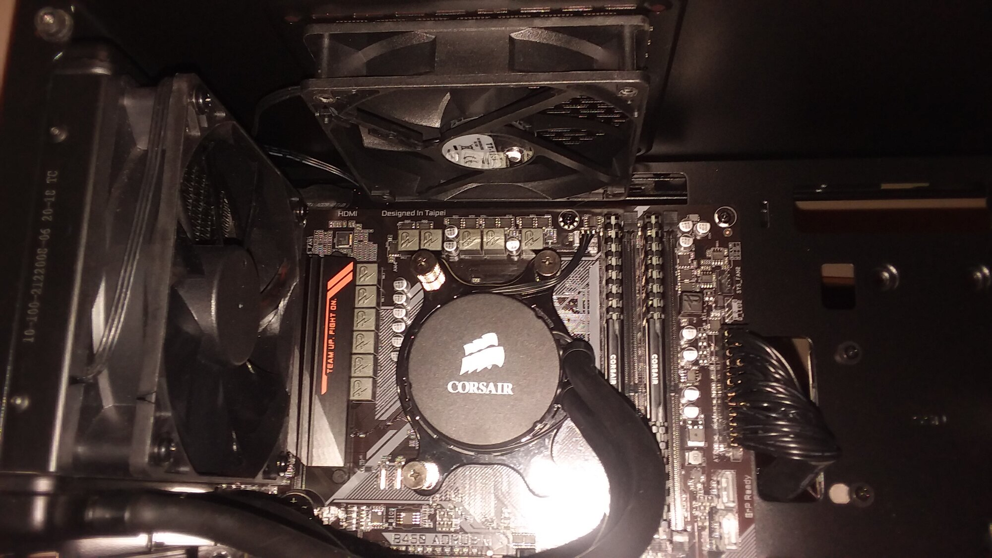 New Ryzen 5 2600 System | [H]ard|Forum