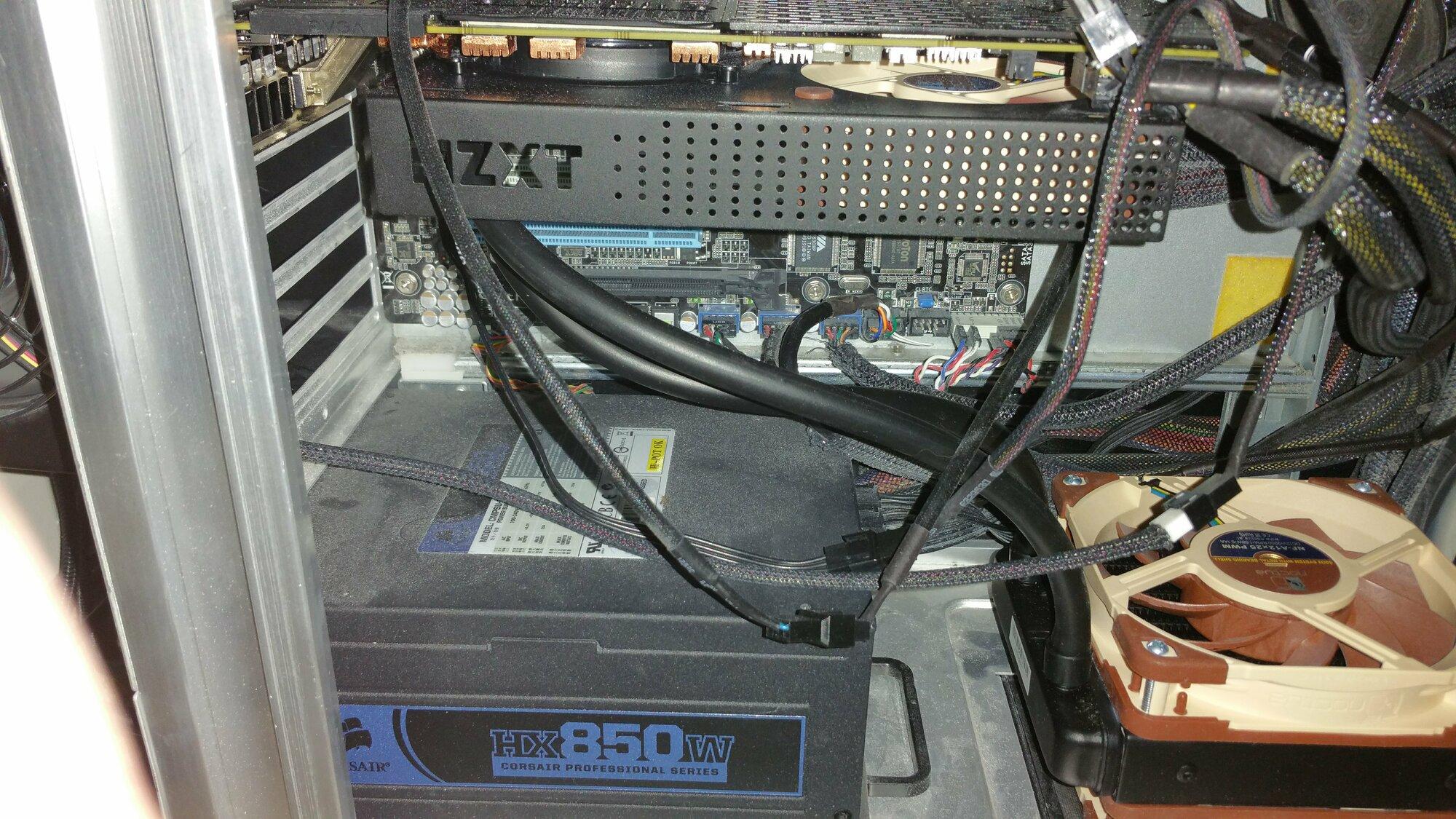 Which GPU Cooler? Kraken G12 + H55, Arctic AcceleroIII/IV