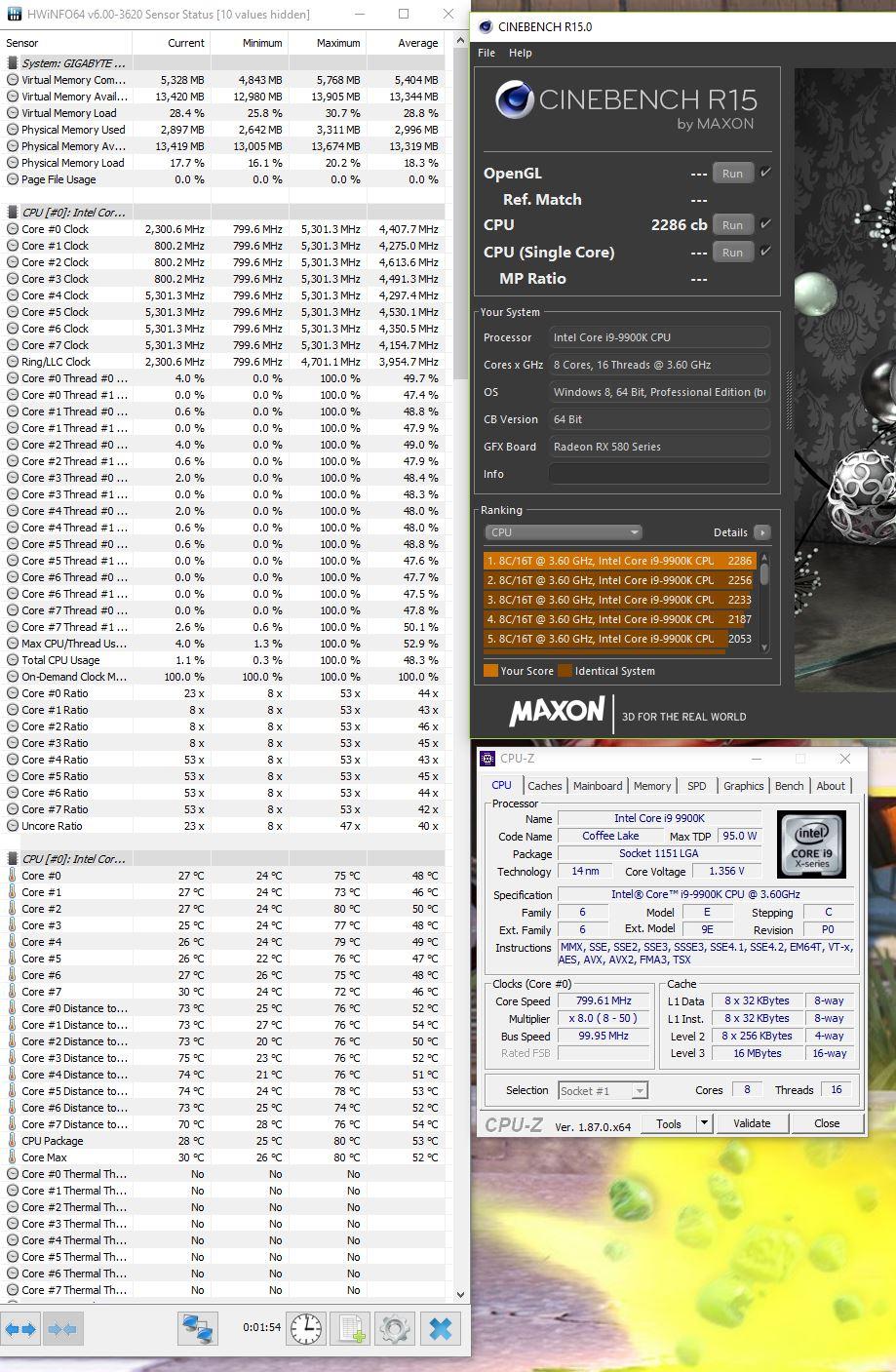 FS: 9700k copper IHS | [H]ard|Forum