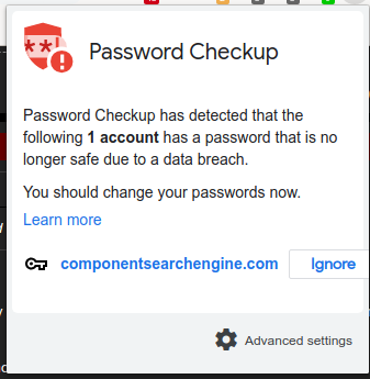Google Launches Password Checkup Extension | [H]ard|Forum