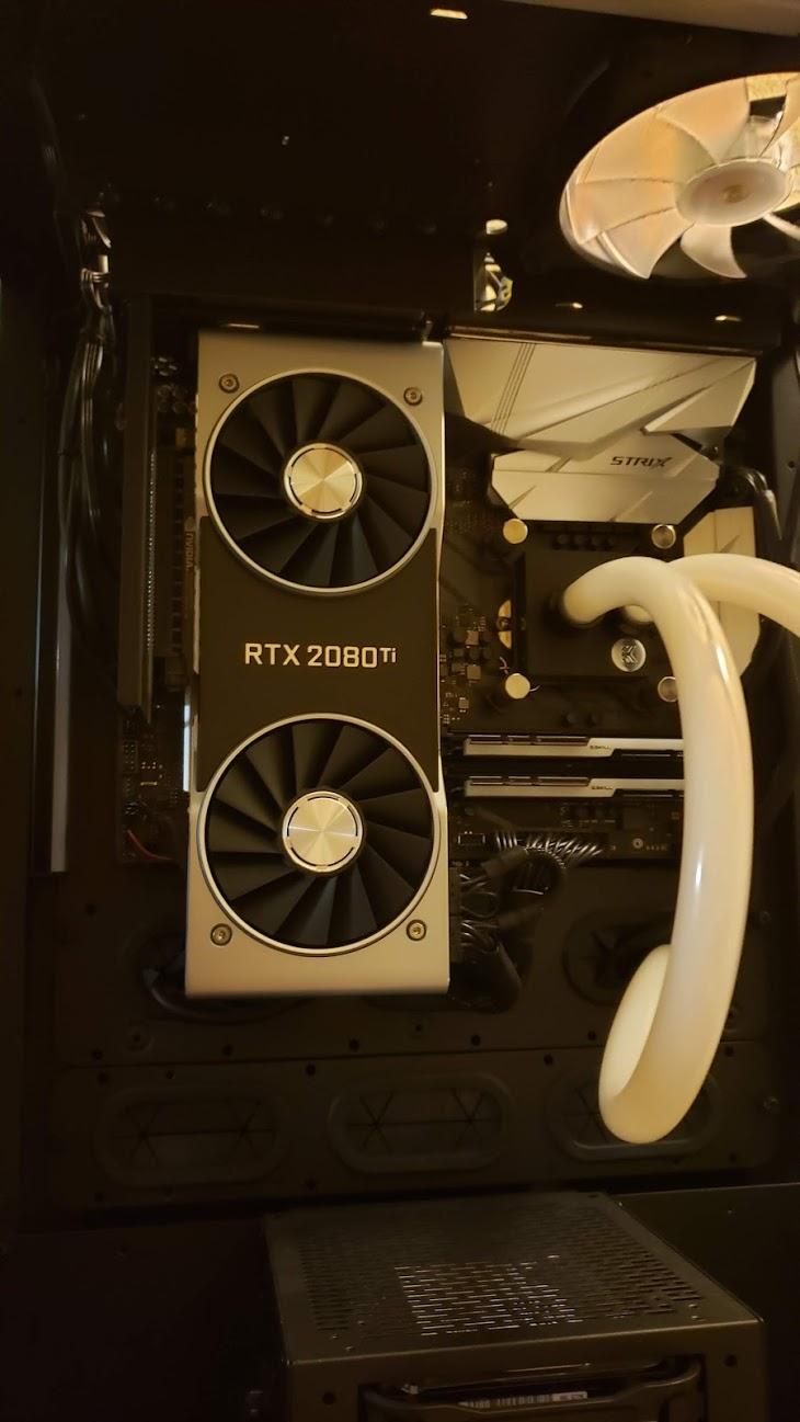 1080 TI vs 1080 TI SLI vs 2080 TI Personal Review | [H]ard|Forum