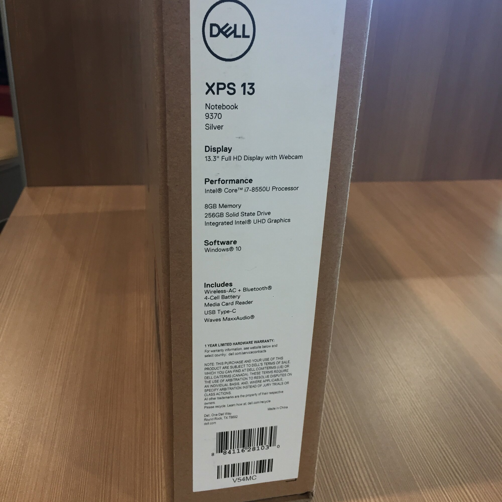 FS/FT: Brand New Dell XPS 9370 - CA | [H]ard|Forum