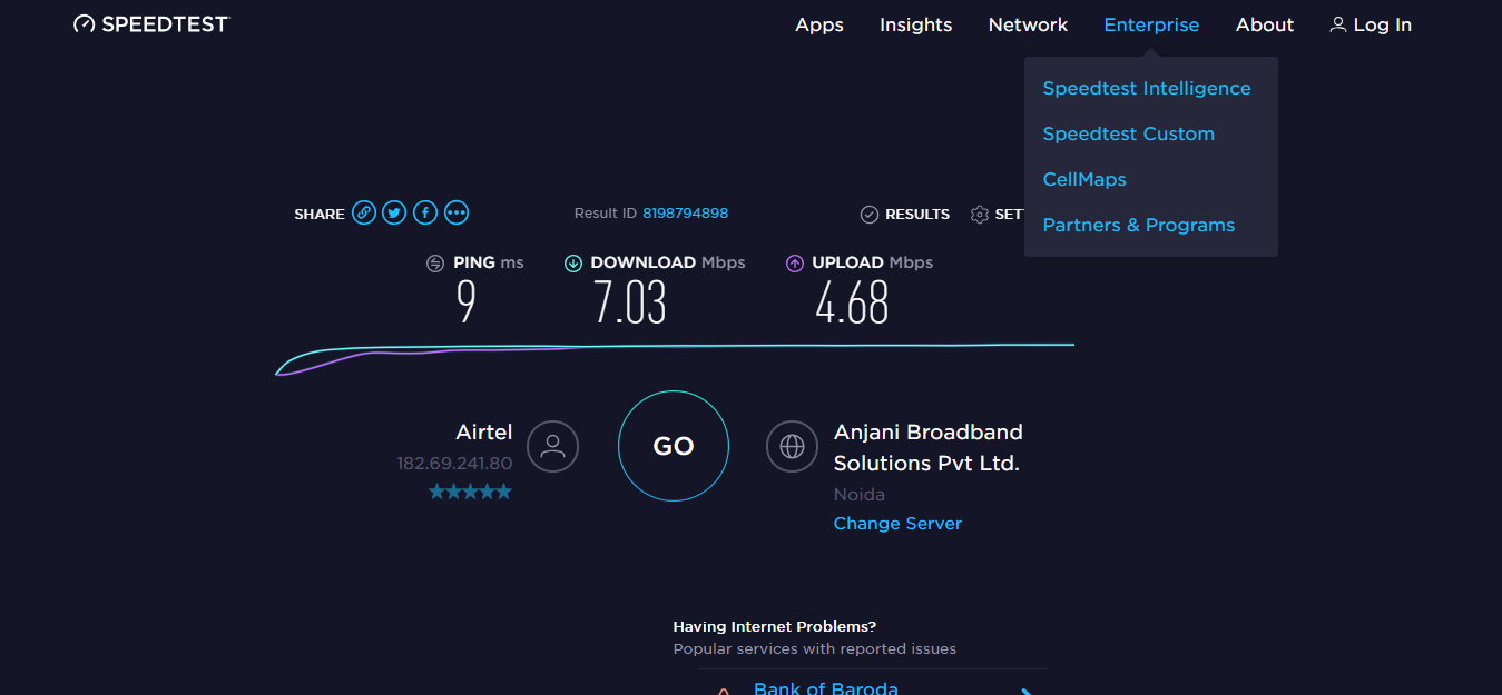 Slow Internet Speed | [H]ard|Forum