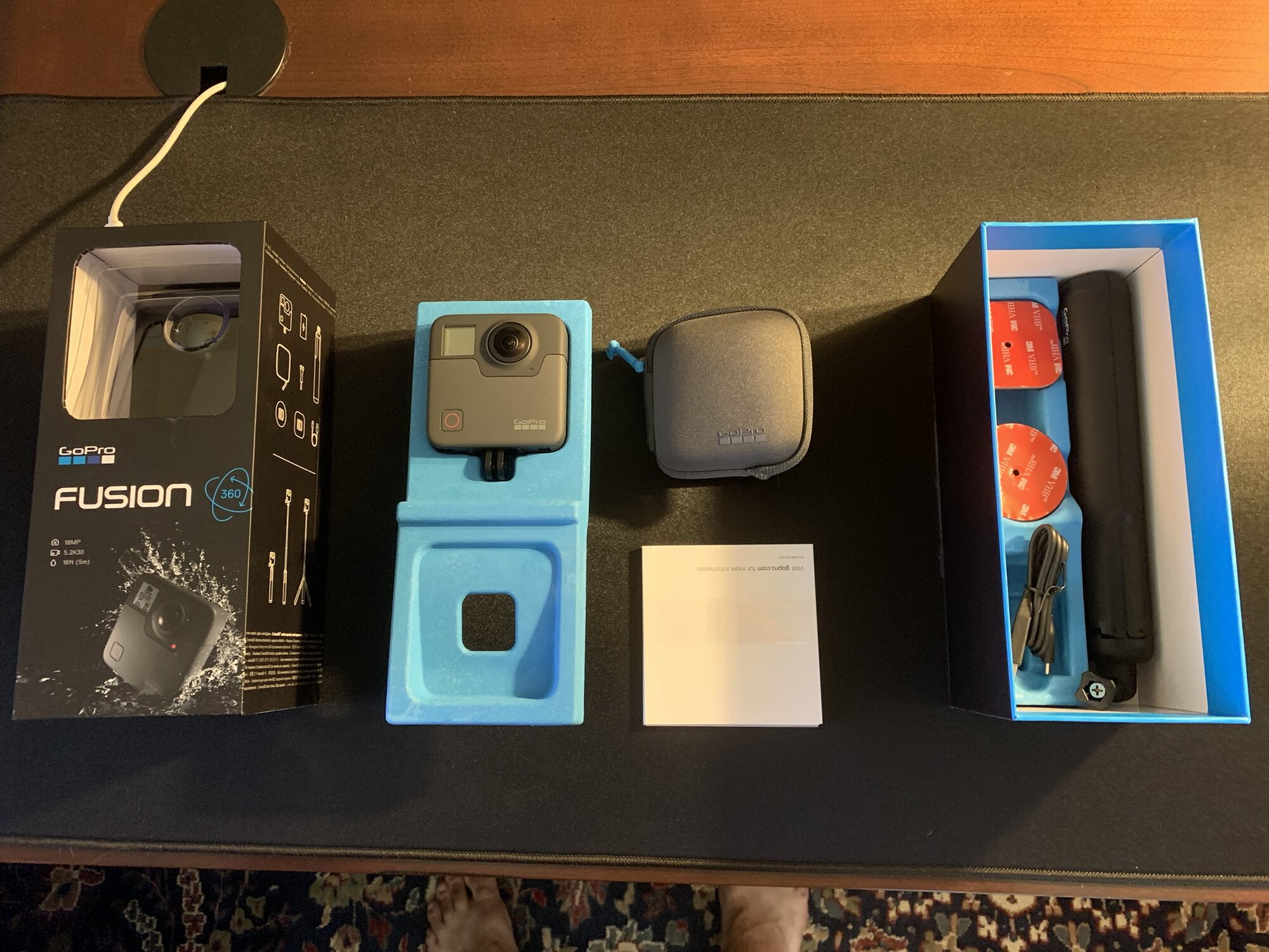 FS: GoPro Fusion $225 Basically New | [H]ard|Forum