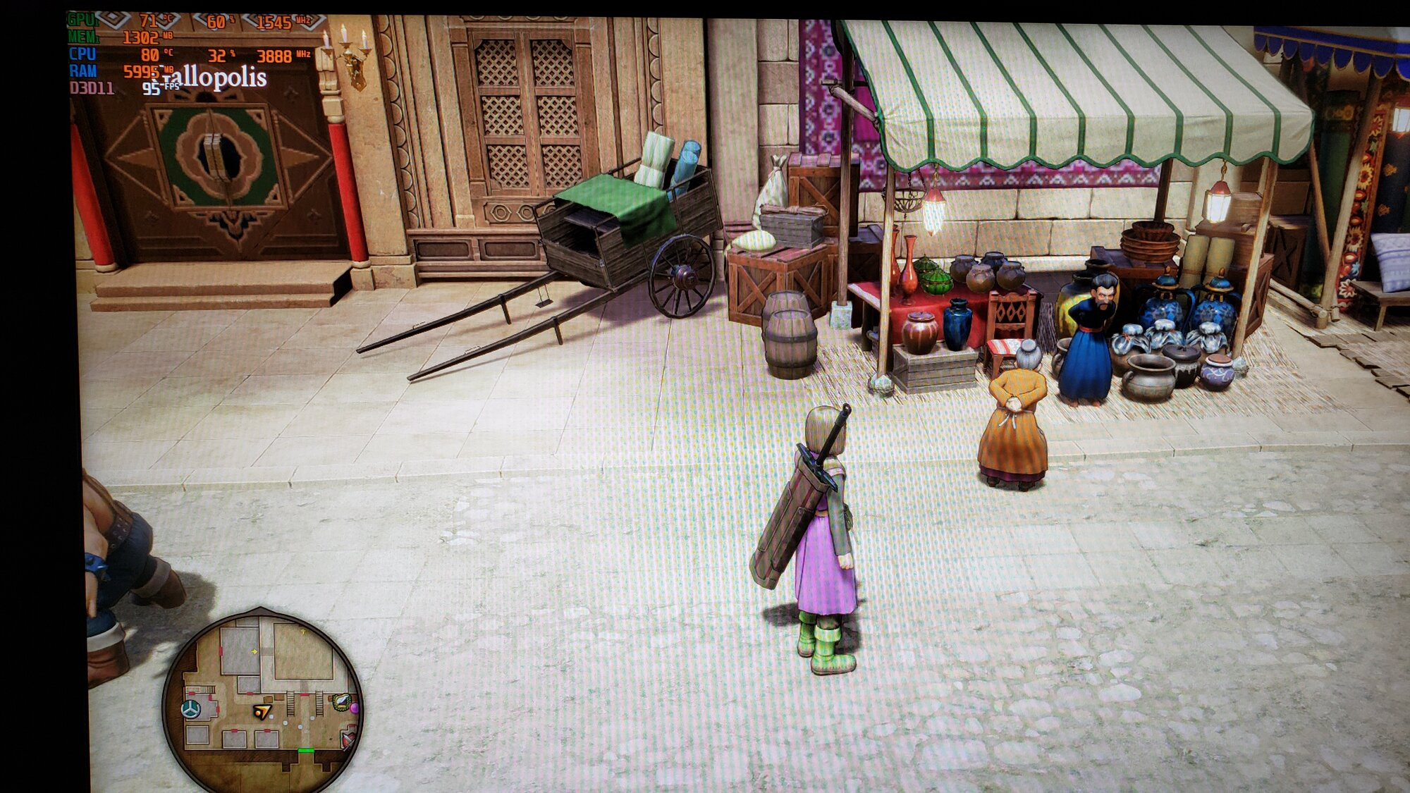 Anyone with Dragonquest XI on PC? Need help | [H]ard|Forum