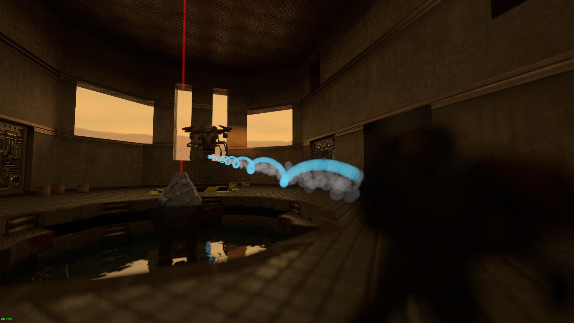 Quake 2 RTX Remaster Screenshot 2020.01.09 - 17.54.03.88.png